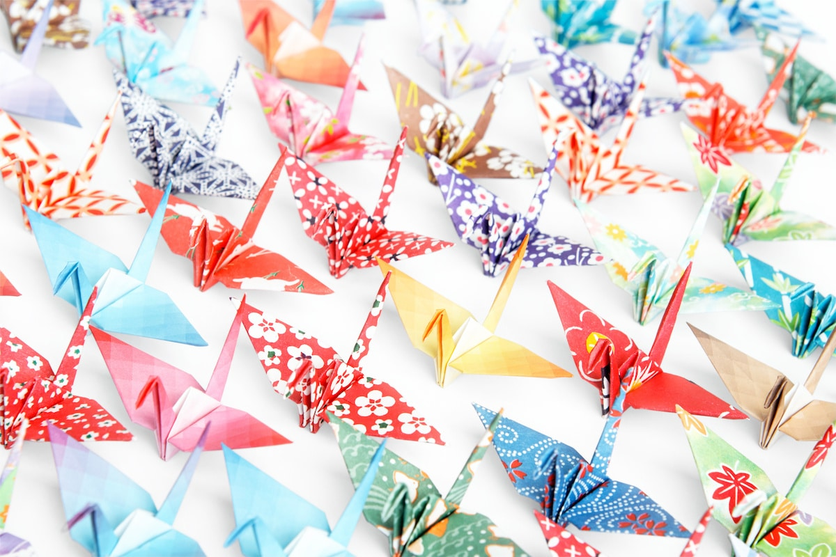 The History of the Art of Origami