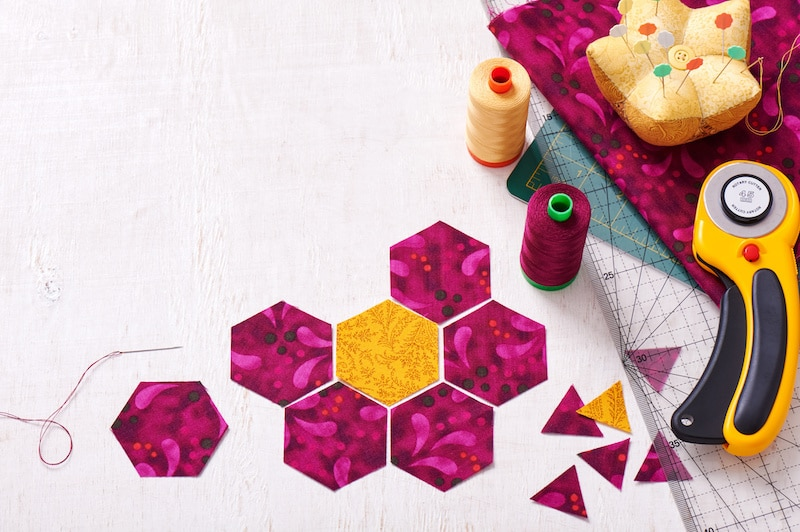 How to Add a Label to Your Quilt