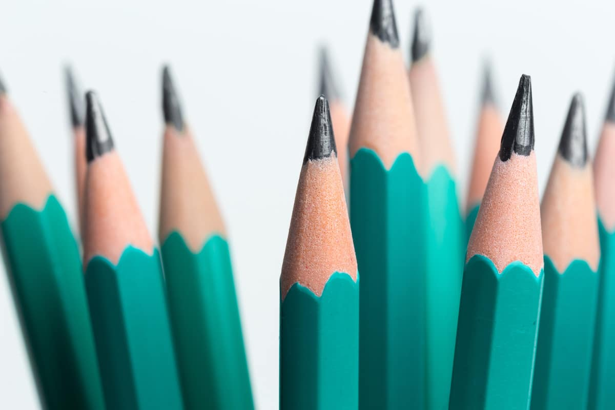 What to Know About Pencil Grades