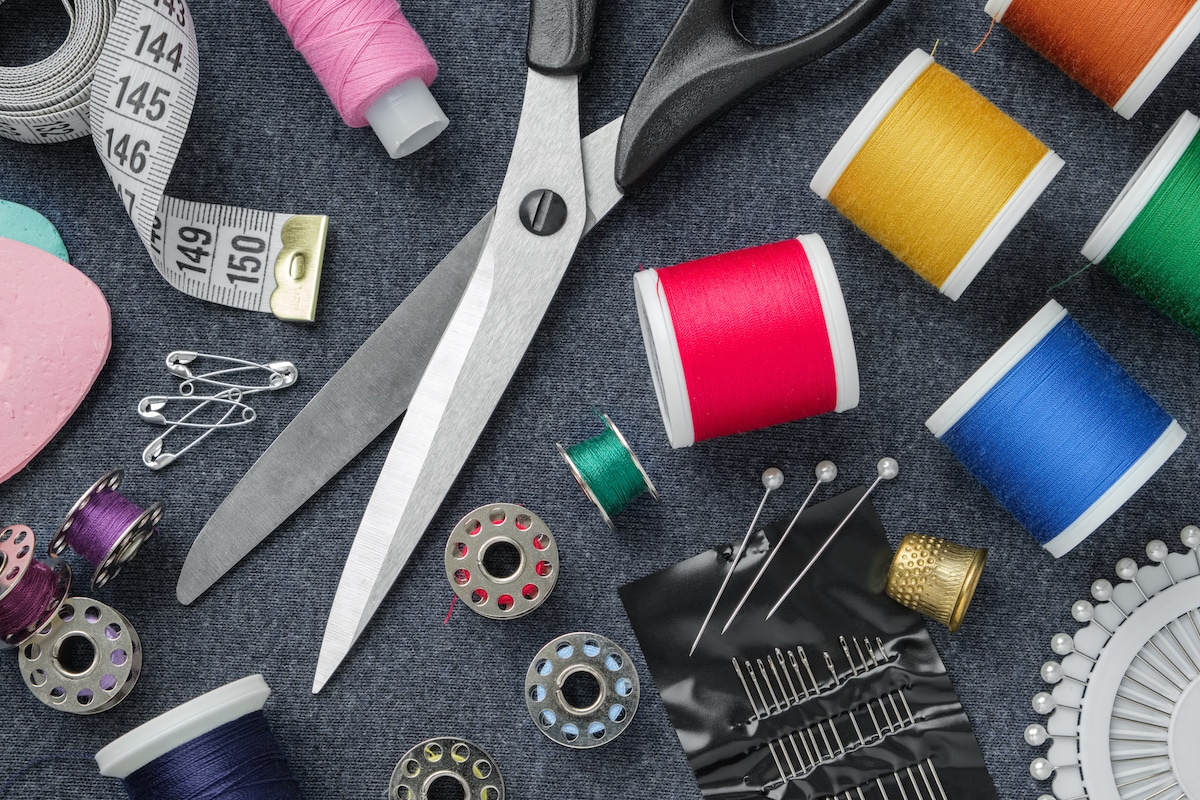 Everything You Need to Start Sewing Successfully