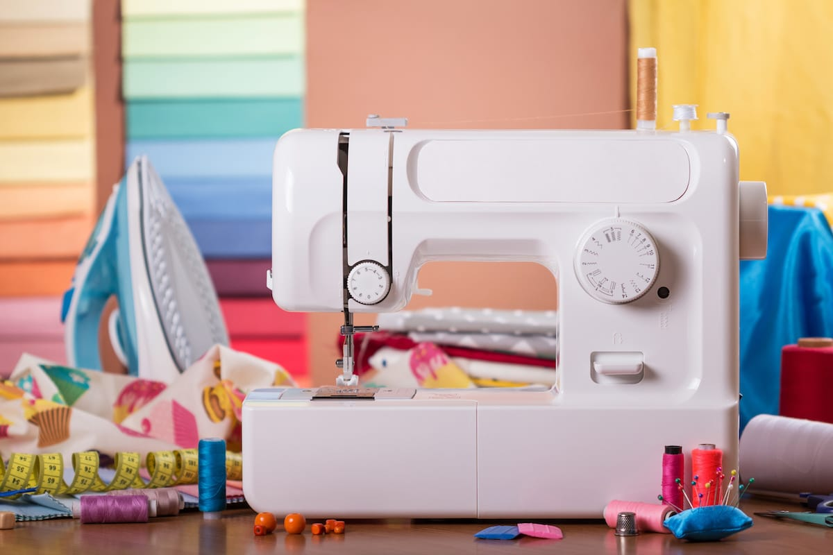 Everything You Would Ever Want to Know About Sewing Machines
