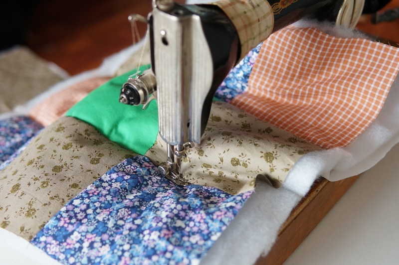 Quilting is a Popular Type of Sewing