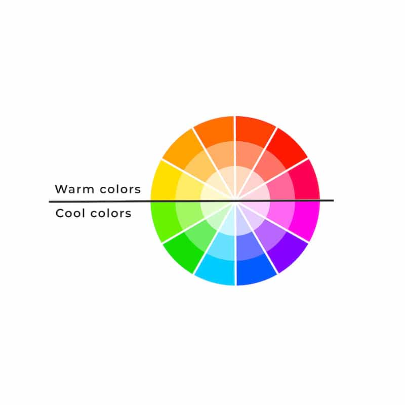 How to Tell if a Color is Warm or Cool