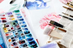 What You Need to Start Painting With Watercolor
